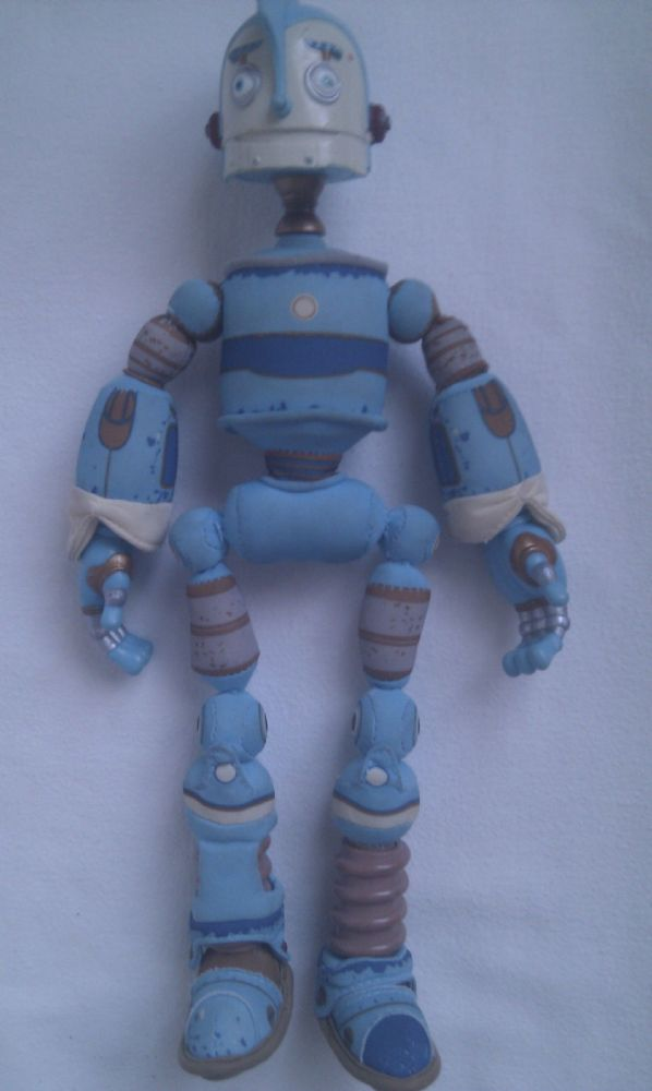 Rare Big Robots Rodney Copper Bottom Movie Collectable